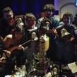 Campana de Oro 2013, entrevista a los ganadores: Pablo Medina, Plutón